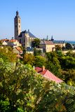 Взгляд на церков sv Jakub Стоковое Изображение