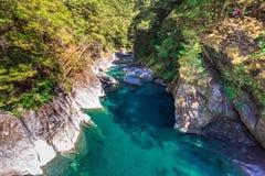 Взгляд Новой Зеландии Стоковые Фото