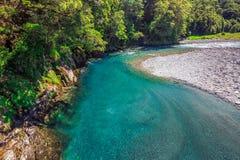 Взгляд Новой Зеландии Стоковое Изображение