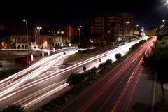 Взгляд ночи Стоковые Фотографии RF