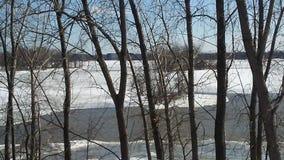 Взгляд озера стоковое изображение rf
