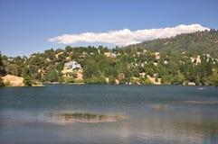 взгляд озера gregory стоковая фотография rf