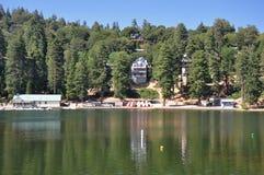 взгляд озера gregory стоковое изображение rf