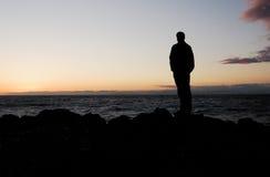 взгляд океана Стоковое Фото