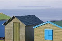 взгляд острова Стоковые Фото