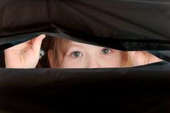 Взгляд от детства Стоковое фото RF