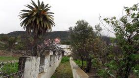 Взгляд от taztoute raisouni дворца Стоковое Изображение RF