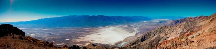 взгляд панорамы s dante Стоковое Изображение RF