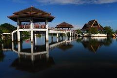 взгляд парка зеркала maerakaca стоковые изображения