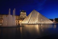 взгляд пирамидки жалюзи Стоковое Изображение RF
