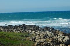 взгляд пляжа Стоковые Изображения RF