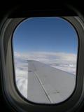 взгляд полета Стоковое Изображение