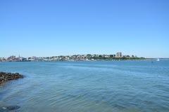 Взгляд Портленда стоковые фотографии rf