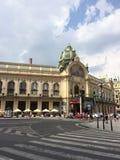 Взгляд Праги стоковые фотографии rf