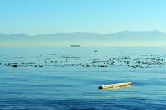 взгляд пролива Стоковое Изображение