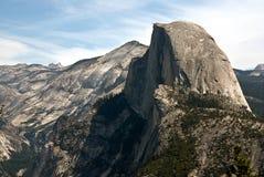взгляд пункта dom glaciar половинный Стоковое Изображение