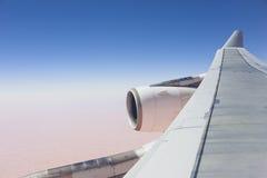 Взгляд пустыни Стоковые Фотографии RF