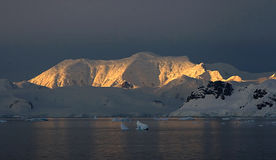 взгляд рая залива Стоковое Изображение RF