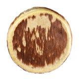 Взгляд сверху кожи барабанчика изолированное на белой предпосылке Стоковые Фотографии RF