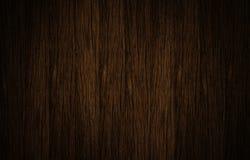 Взгляд сверху коричневой деревянной поверхности стоковое фото rf