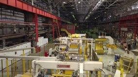 Взгляд сверху магазина фабрики