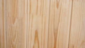 Взгляд сверху на светлом деревянном поле сток-видео