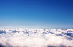 взгляд сверху mounitain Стоковая Фотография RF