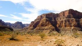 Взгляд скал гранд-каньона акции видеоматериалы