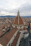 Взгляд собора Флоренс Стоковая Фотография