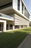 взгляд со стороны музея athens акрополя Стоковое Фото