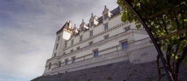 Взгляд средневекового замка Pau, Пиренеи Atlantiques, Франции Стоковая Фотография RF
