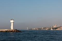 Взгляд Стамбул Стоковые Фотографии RF