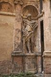 Взгляд статуи Геркулес стоковая фотография