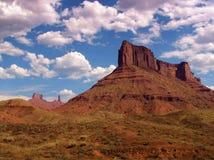взгляд США Юты ландшафта стоковое изображение