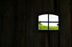взгляд темной комнаты Стоковые Изображения RF