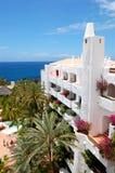 взгляд типа моря гостиницы роскошный востоковедный Стоковое Изображение RF