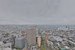 Взгляд токио на Funabashi Стоковое Изображение