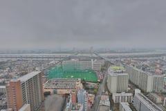 Взгляд токио на Funabashi Стоковые Фото