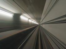 взгляд тоннеля Стоковое фото RF
