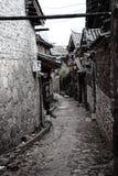 взгляд улицы стоковое изображение rf