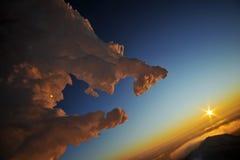взгляд утра Стоковое Фото
