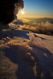взгляд утра стоковое фото rf