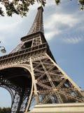 Взгляд Эйфелева башни нижний Стоковые Фото