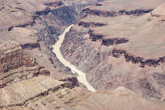 взгляд 2 рек Стоковое фото RF