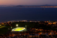 взгляд 2 Cape Town Стоковое фото RF