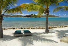Взгляд 3 пляжа стоковое изображение