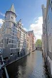 взгляд 6 amsterdam типичный Стоковое Изображение