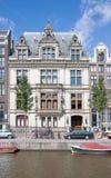 взгляд 9 amsterdam типичный Стоковое Изображение