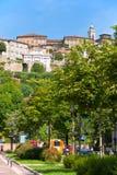 взгляд alta bergamo Италии Стоковые Фото