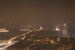 Взгляд Antonelliana моли стоковая фотография